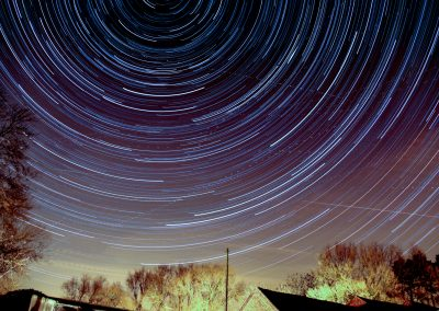 08-Polar startrails 16th Jan 2012